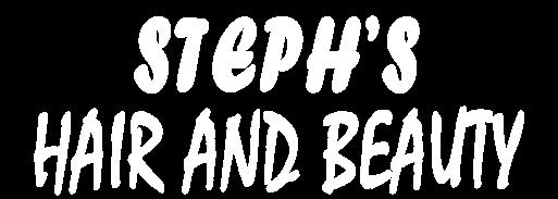Stephs Hair and Beauty Salon
